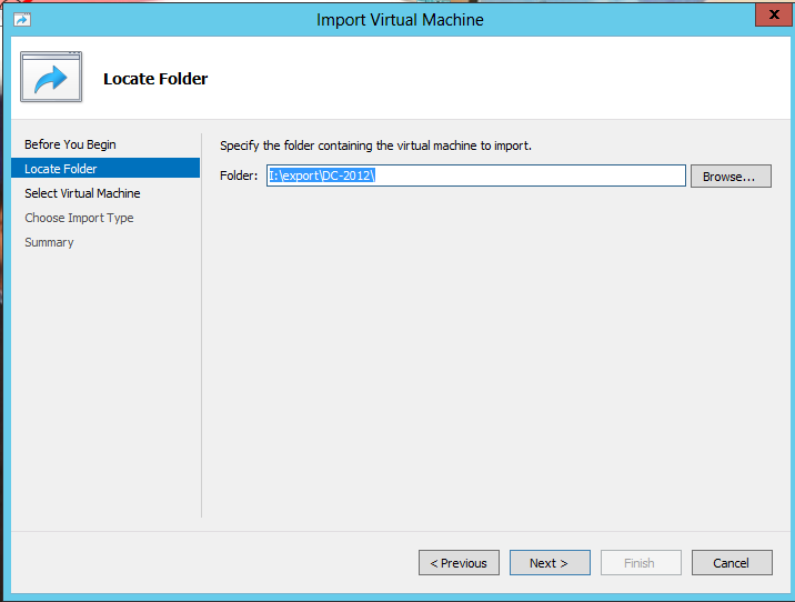how to delete vitual server on hypere v