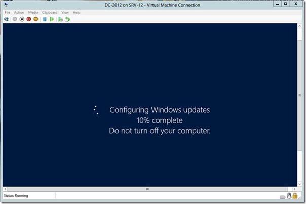 Insert Integration Services Setup Disk
