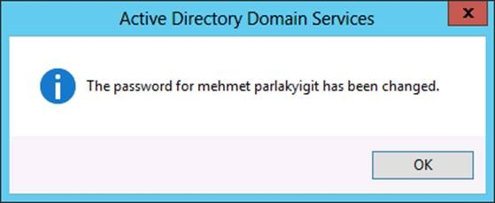 how to find a user password in active directory