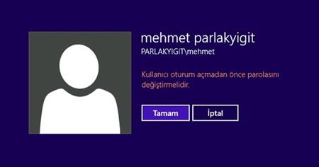 Active Directory User Reset Password
