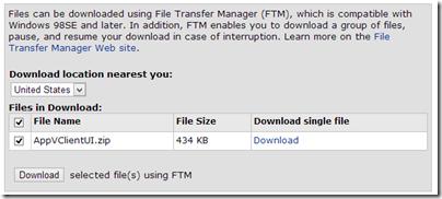 Microsoft Application Virtualization 5 0 SP2 Beta Release Yayınlandı
