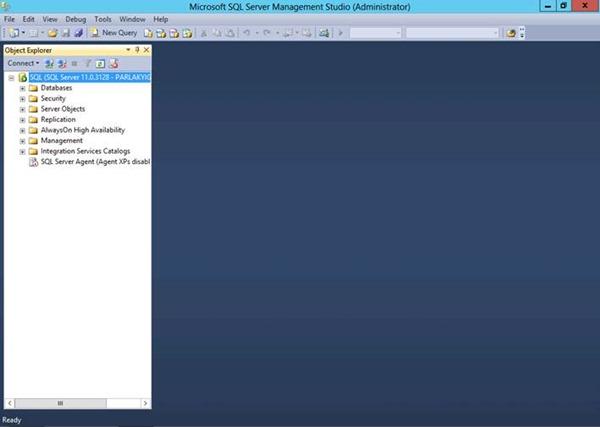 SQL Server 2012 Kurulumu